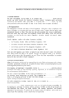 shared premises responsibilities policy