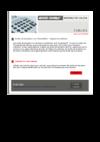 Droits de donation sur biens immobiliers - Région bruxelloise