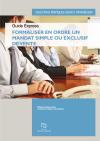 Formaliser en ordre un mandat simple ou exclusif de vente