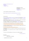 Lettre de saisine de la commission départementale de conciliation par le Bailleur