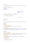Congé donné par le Bailleur aux fins de reprise par lettre remise en main propre contre décharge