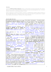 État descriptif des Locaux (Location meublée saisonnière ou de tourisme)