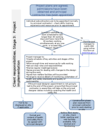 Flow chart - client responsibilities, stage 3: project implementation
