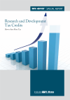 Research and Development Tax Credits - How to Save More Tax