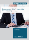 Entrepreneurs' Relief - Maximising the Tax Savings