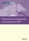 Tributación de las operaciones con acciones en el IRPF