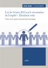 Loi du 14 juin 2013 sur la sécurisation de l'emploi - Deuxième volet