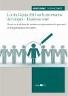 Loi du 14 juin 2013 sur la sécurisation de l'emploi - Troisième volet