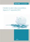 Calculer vos plus-values immobilières depuis le 1er septembre 2013