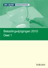 Belastingwijzigingen 2010 - Deel 1