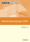 Belastingwijzigingen 2009 - Deel 3
