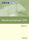 Belastingwijzigingen 2009 - Deel 2