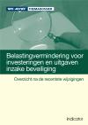 Belastingvermindering voor investeringen en uitgaven inzake beveiliging