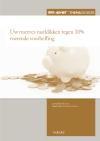 Reserves vastklikken tegen 10% roerende voorheffing